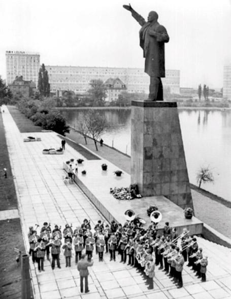 Lenin in Merseburg (1971-1991)