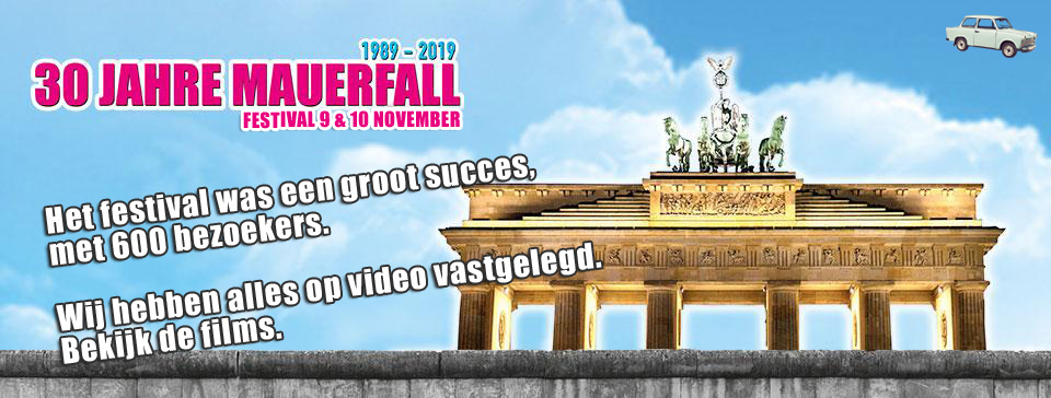 Festival 30 Jahre Mauerfall