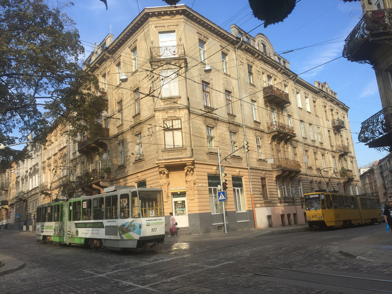 Lviv, een bezoek waard